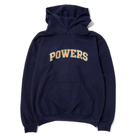 Powers Arch Pullover Hoodie - Navy
