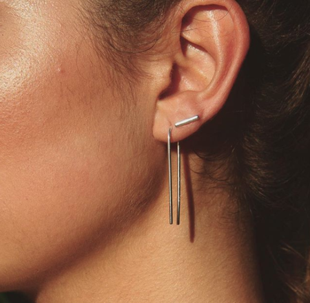 June & Valentina Theresa Earrings