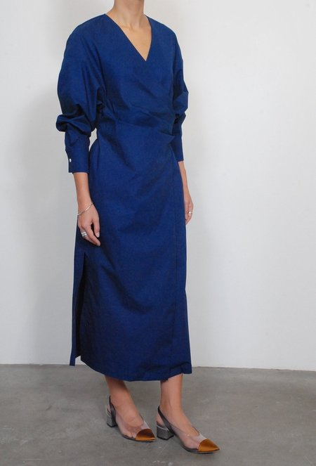 Shaina Mote Hira Dress - Lapis