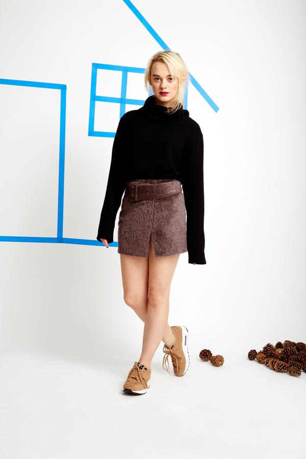 The FOUR Mooli Short Skirt