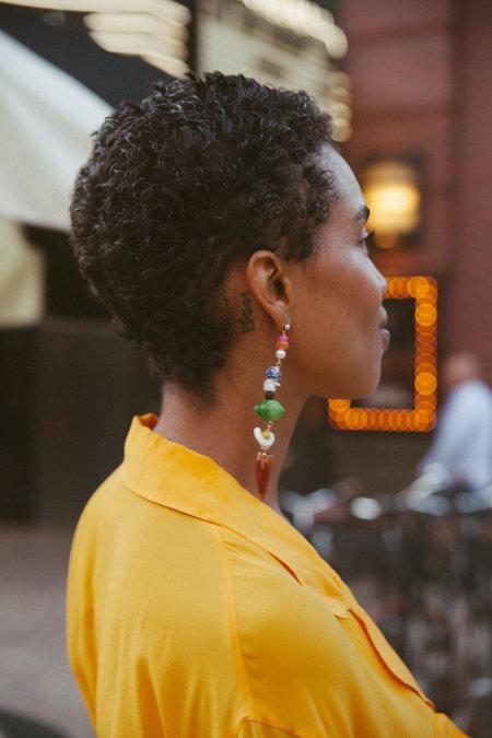 SVNR Shanghai Earring
