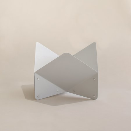 Good Thing Folded Vessel - Gray