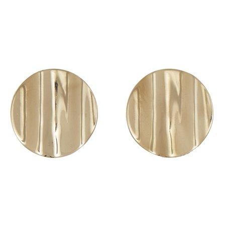 Castlecliff Corrugated Earrings