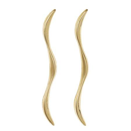Castlecliff Snake Earrings