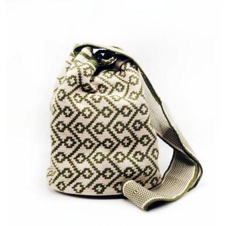Valiente Goods Wayuu Mochila Bucket Bag