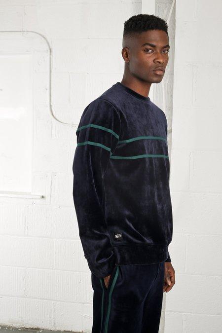 Native Youth Plaza Sweatshirt - Deep Navy