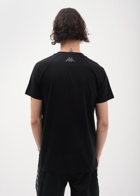 Kappa Kontroll Raglan T-Shirt - Black