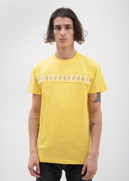 Kappa Kontroll Reflective Banda T-Shirt - Yellow