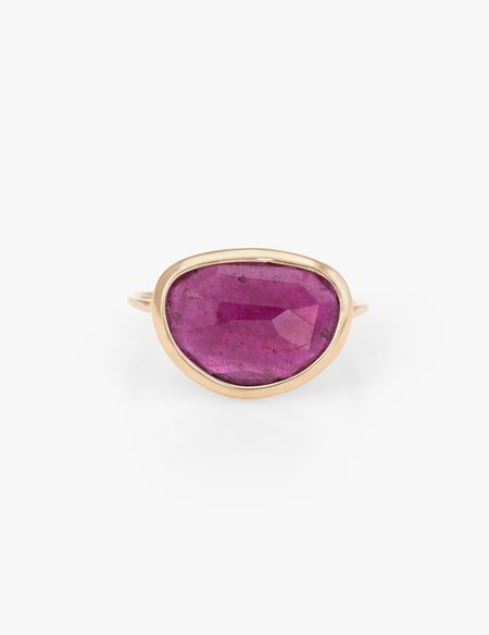 Kathryn Bentley Ruby Slice Ring