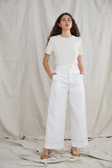 Ovna Ovich Undyed Hemp Organic Cotton Tay T-Shirt