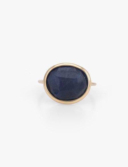 Kathryn Bentley Sapphire Slice Ring