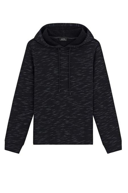A.P.C. Miley Sweatshirt - Noir
