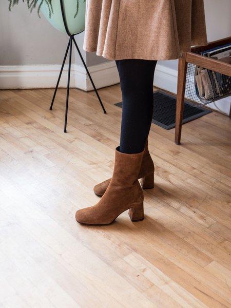 L'Intervalle Lockney Boots - Tan Suede