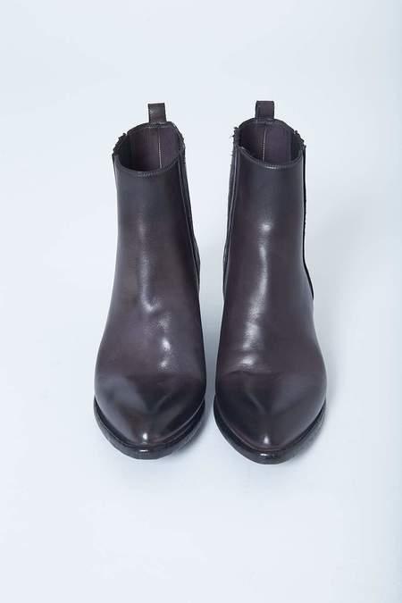 Sartore Classic Western Tuffato Boot - TOBACCO/RUSTED