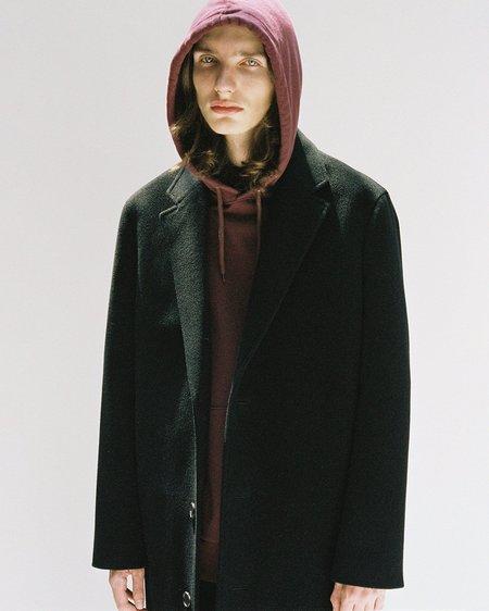 Vivastudio Chesterfield Coat - Black