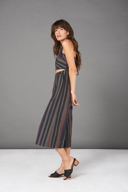 2ea2bdbb6443 ... Whimsy   Row Augustine Jumpsuit - Multi Stripe