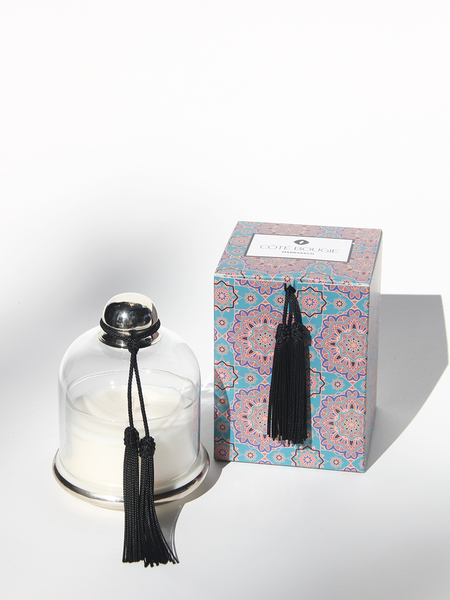 COTE BOUGIE Candle Cloche - Noir Oud