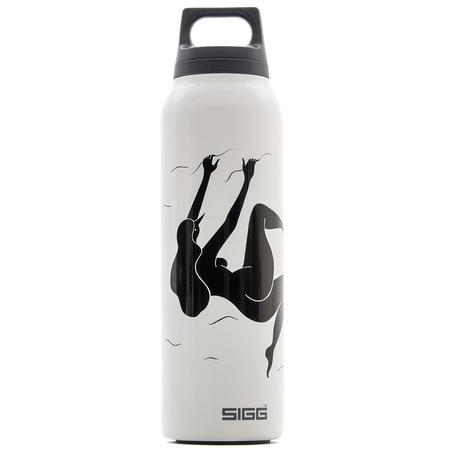 by Parra SIGG Insulated Bottle - White
