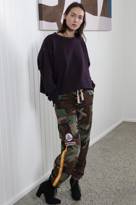 Rachel Comey Mingle Sweatshirt - Purple