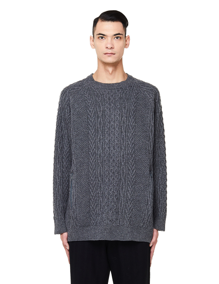 John Undercover Wool Sweater - Grey