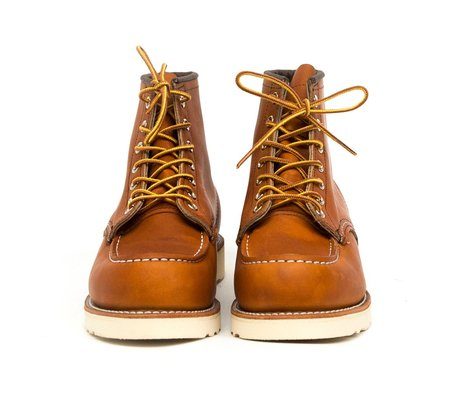 Red Wing Shoes Classic Moc Toe Boot - 875 Oro