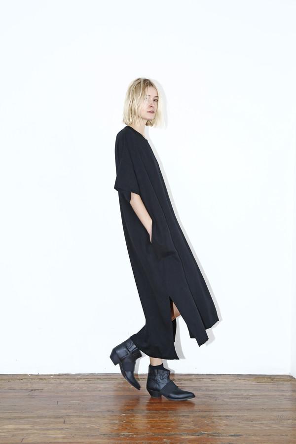 Shaina Mote Black Argento Dress