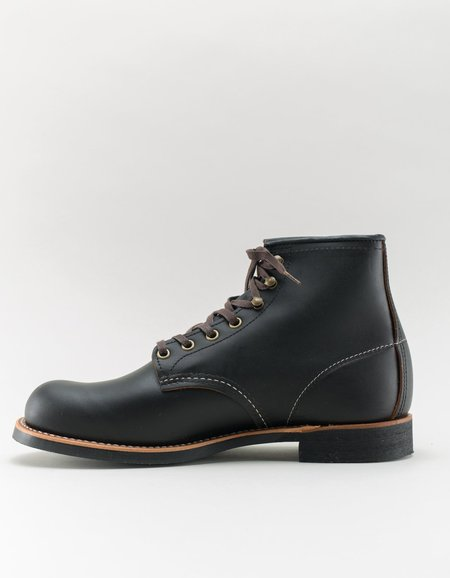 Red Wing Shoes Blacksmith Boot - Black Prairie Leather