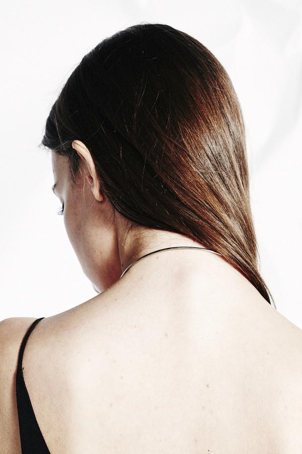 Sorelle Silver Lucia Necklace