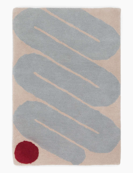 Slowdown Studio Boa Rug