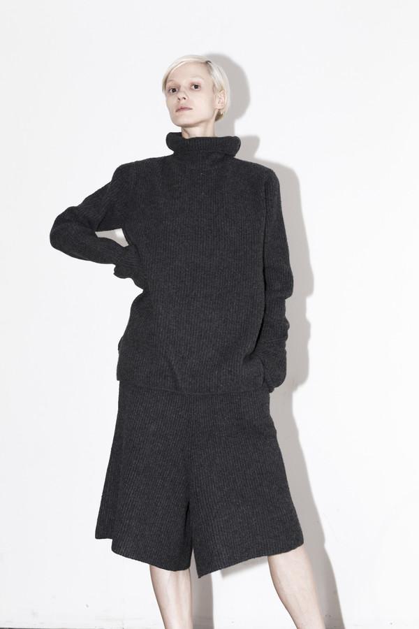 Yune Ho Madison Sweater Short
