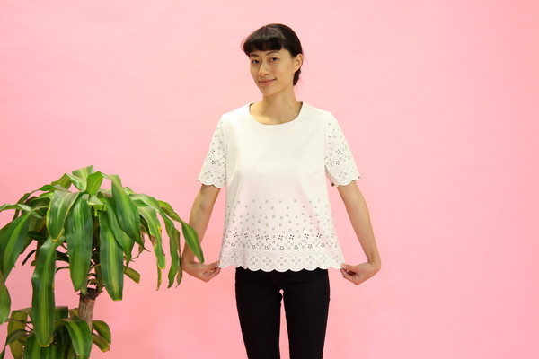 Darling Georgia Top | Ivoy