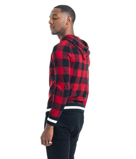 Good Man Brand Athletic Hoodie - Buffalo Plaid