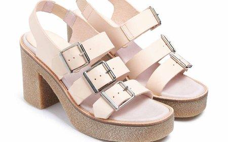 Miista Rosie Sandals - Natural