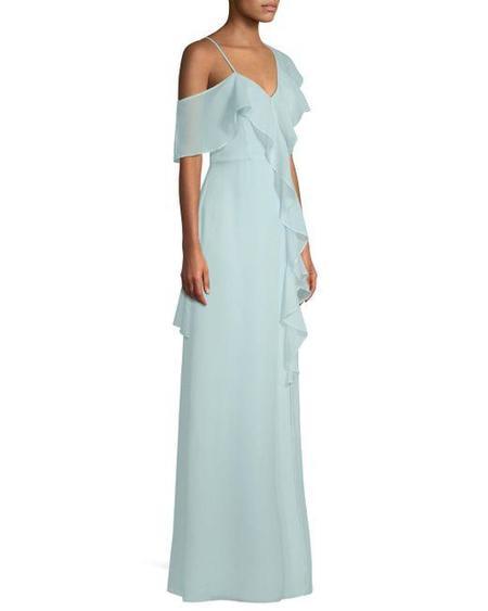 Parker NY Annie Dress - Cloud Whisper