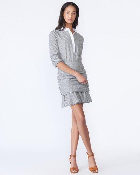 Veronica Beard Everett Dress - Off-White