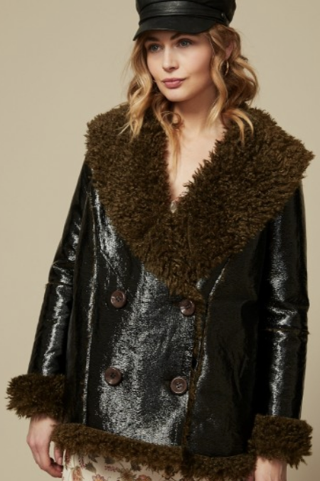 Goldie London Aumont Jacket