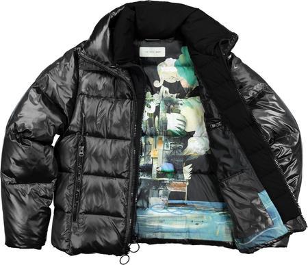 The Very Warm x Gentlemen's Game Logan jacket - Black