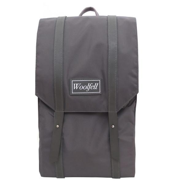 Woolfell - Warrior Backpack in Smoke