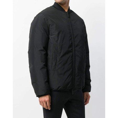 D Squared Icon Print Bomber Jacket - Black