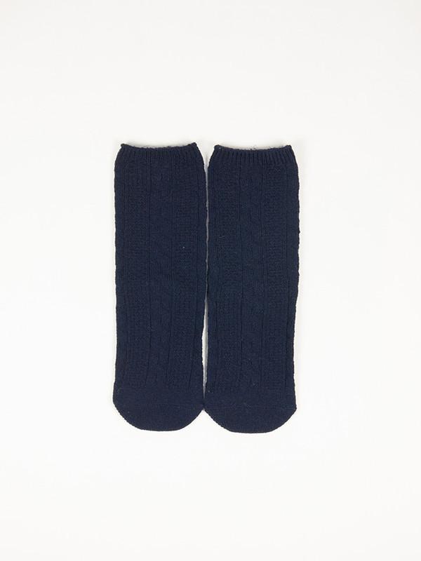 Cosmic Wonder Cover Socks   Navy