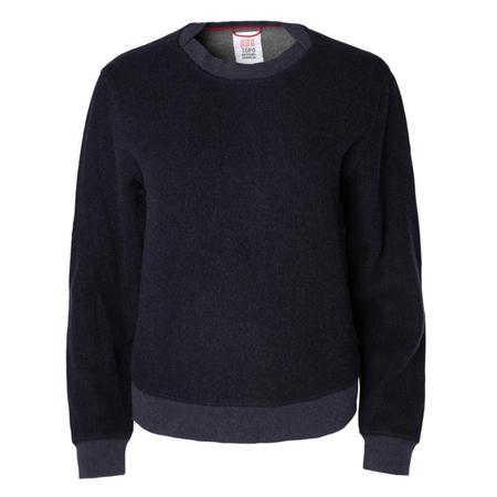 Topo Designs Global Sweater - Navy