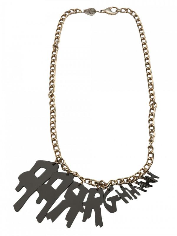 Tatty Devine Argghhhh necklace