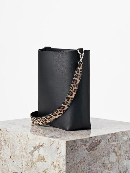 Find Kapoor 28 Basic Leopard Line Set Lekoo Bag - Black