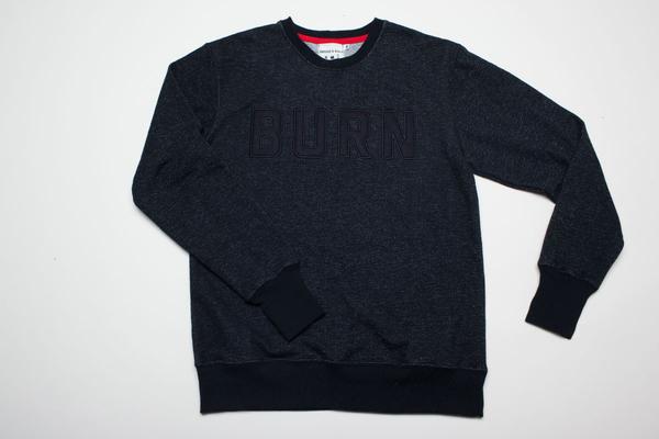 EXCLUSIVE: Bridge & Burn Appliqué Sweatshirt
