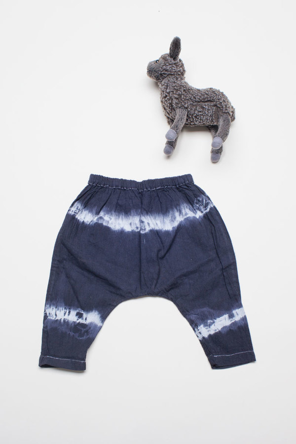 EXCLUSIVE: Osei-Duro Kakra Baby Pants | Tie Dye
