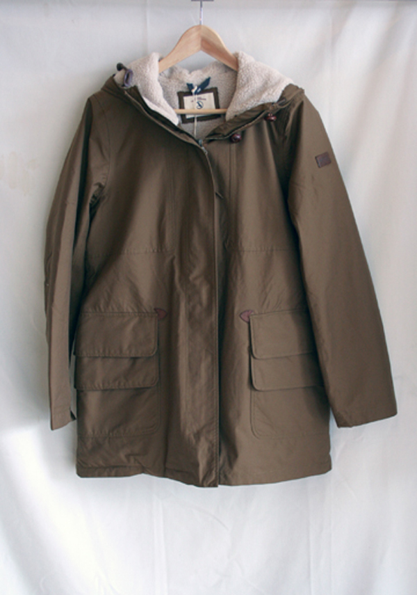 aigle worldup jacket