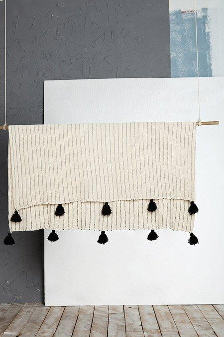 Tama Towels Cozy Throw - Beige