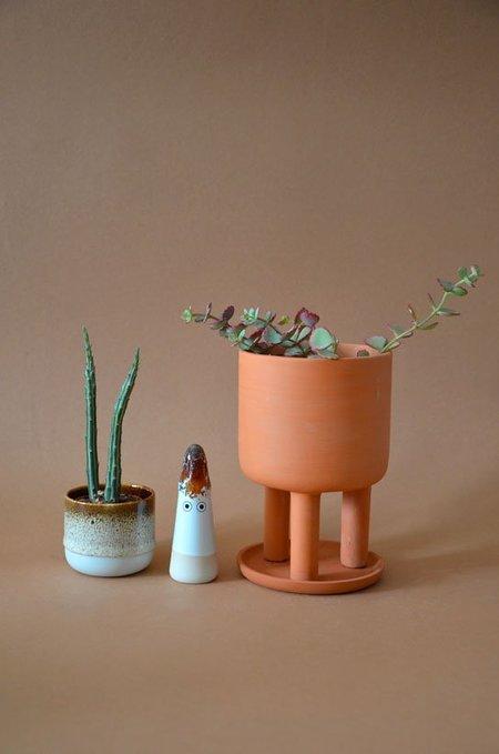Studio Arhoj small TRI-POT - terracotta