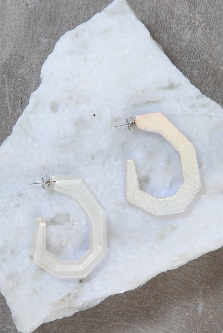 Rachel Comey Baby Factor Earrings - Iridescent