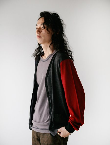 Meticulous Knitwear Woodstock Five Combo Cardigan